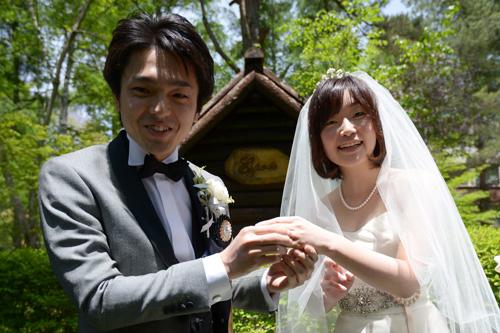 渡辺様 結婚式のご様子